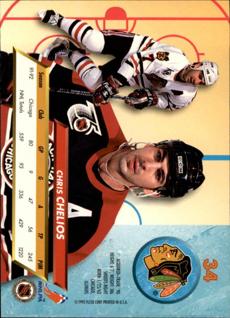 1992-93-Ultra-Hockey-1-250-Your-Choice-GOTBASEBALLCARDS thumbnail 67