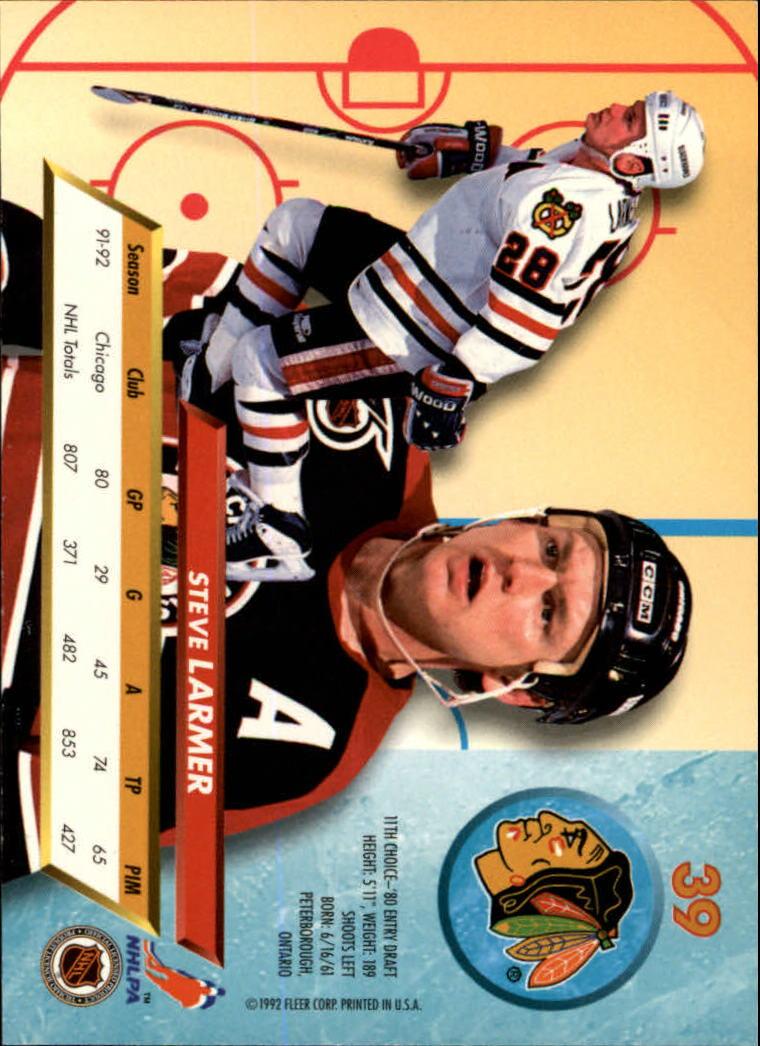 1992-93-Ultra-Hockey-1-250-Your-Choice-GOTBASEBALLCARDS thumbnail 77
