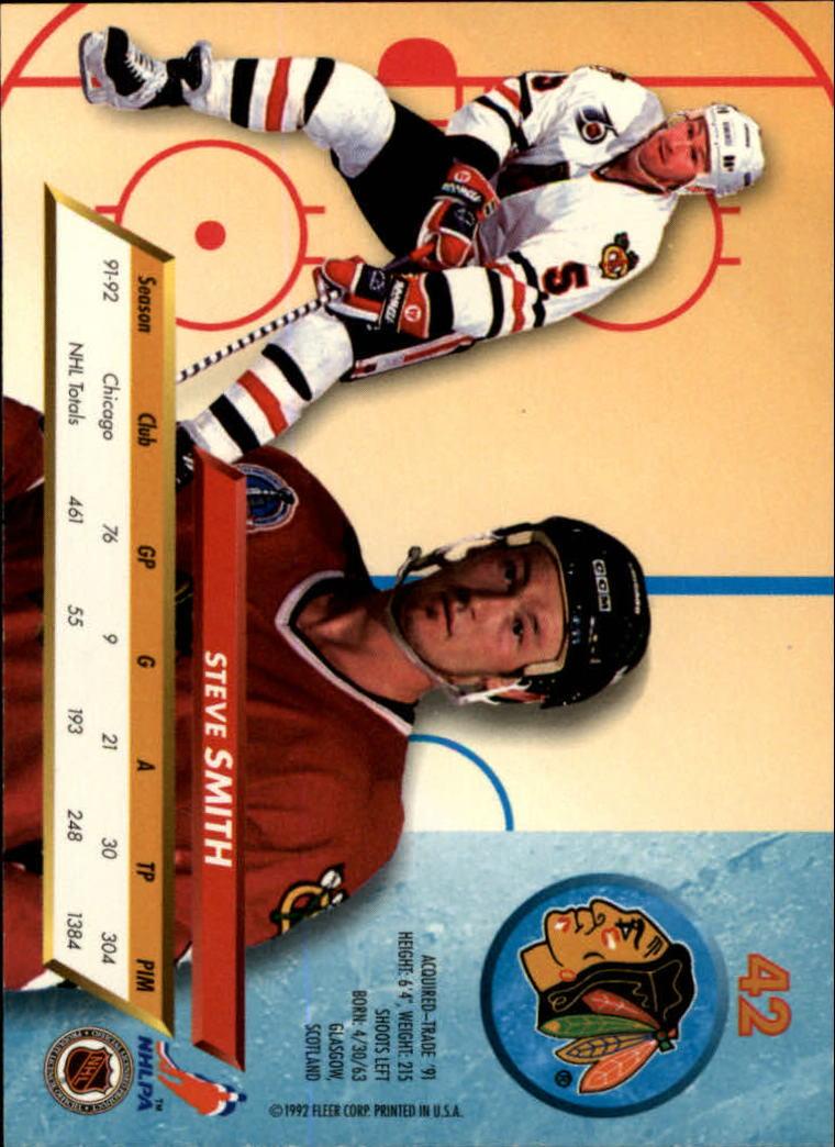 1992-93-Ultra-Hockey-1-250-Your-Choice-GOTBASEBALLCARDS thumbnail 83