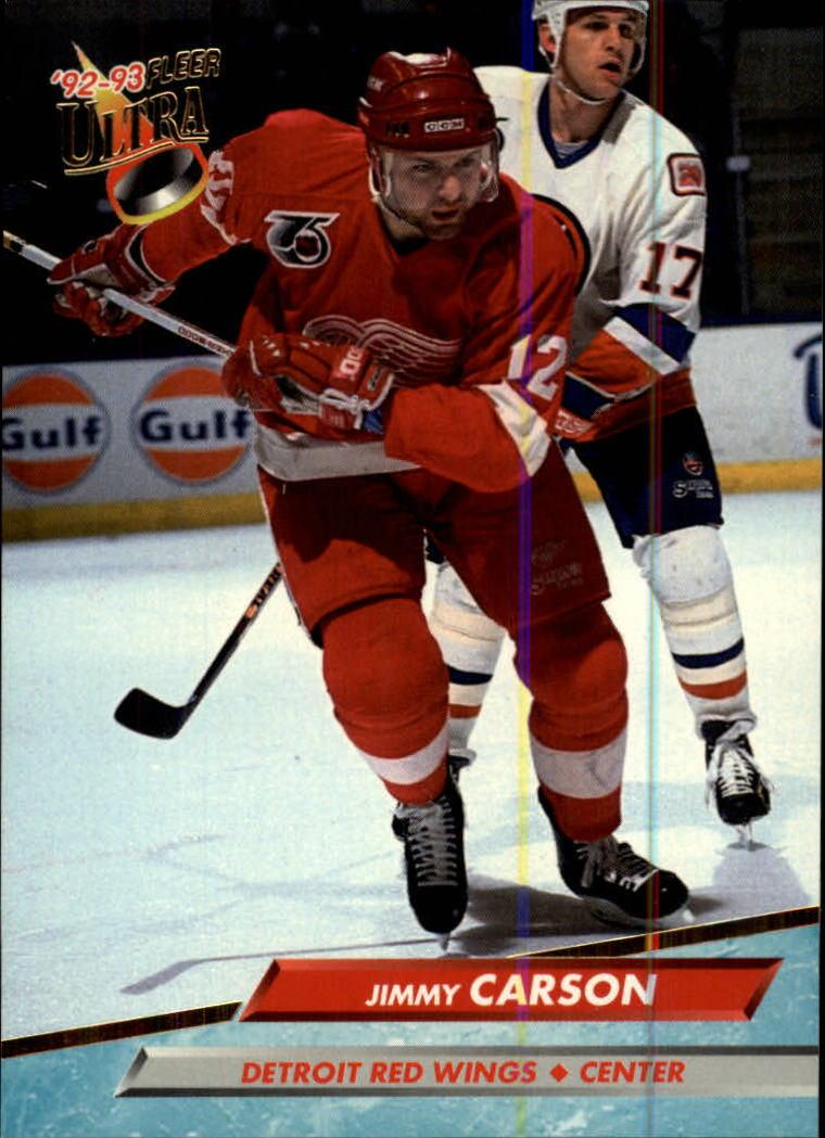 1992-93 Ultra #45 Jimmy Carson