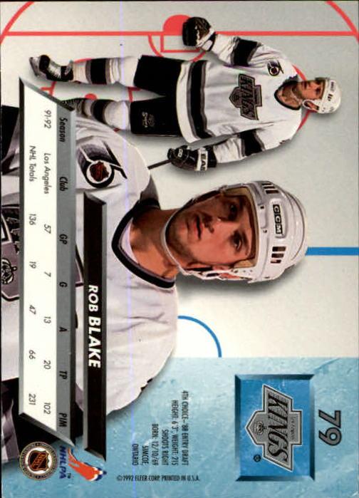 1992-93-Ultra-Hockey-1-250-Your-Choice-GOTBASEBALLCARDS thumbnail 157