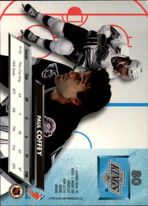 1992-93-Ultra-Hockey-1-250-Your-Choice-GOTBASEBALLCARDS thumbnail 159