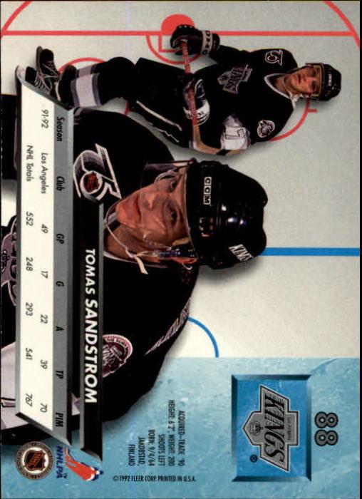 1992-93-Ultra-Hockey-1-250-Your-Choice-GOTBASEBALLCARDS thumbnail 175