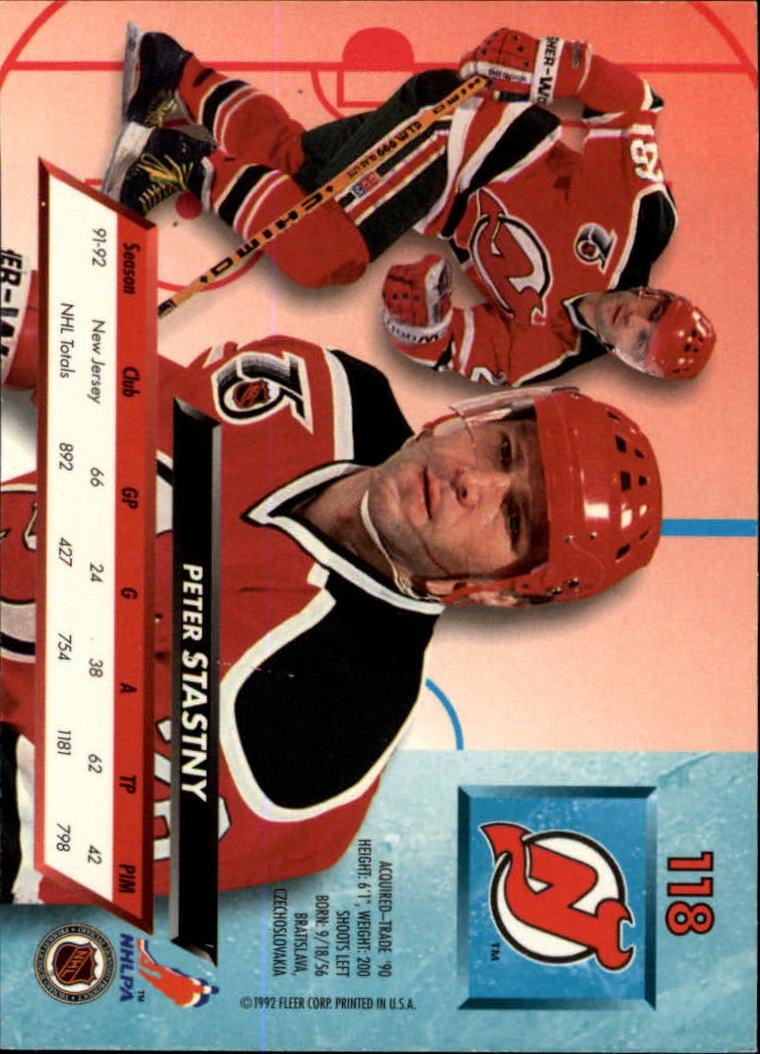 1992-93-Ultra-Hockey-1-250-Your-Choice-GOTBASEBALLCARDS thumbnail 235