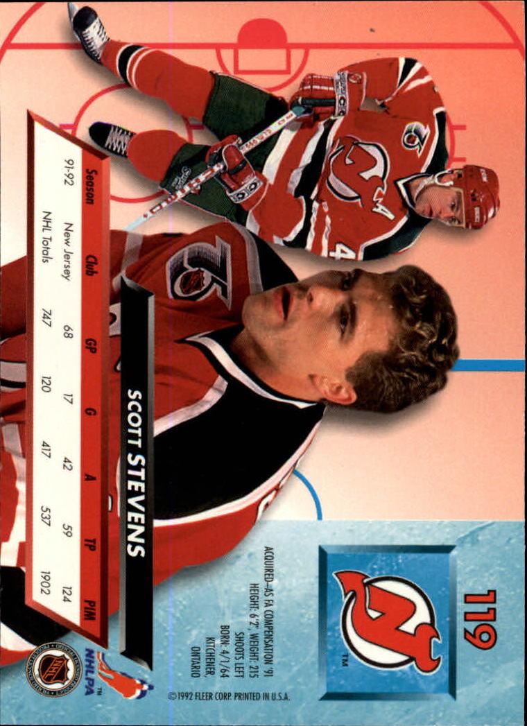 1992-93-Ultra-Hockey-1-250-Your-Choice-GOTBASEBALLCARDS thumbnail 237