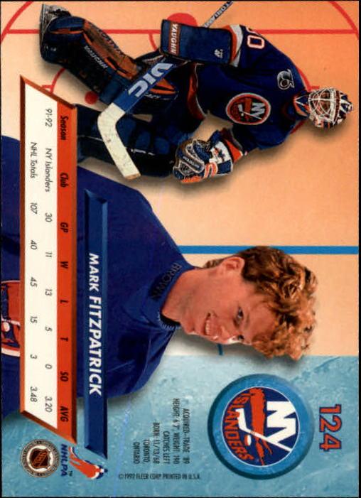 1992-93-Ultra-Hockey-1-250-Your-Choice-GOTBASEBALLCARDS thumbnail 247