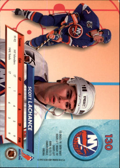 1992-93-Ultra-Hockey-1-250-Your-Choice-GOTBASEBALLCARDS thumbnail 259