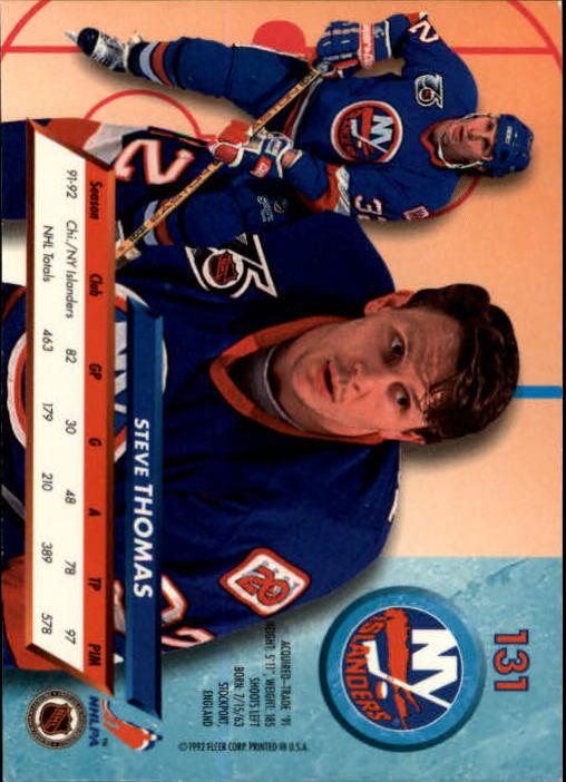1992-93-Ultra-Hockey-1-250-Your-Choice-GOTBASEBALLCARDS thumbnail 261