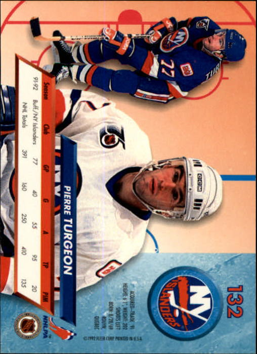 1992-93-Ultra-Hockey-1-250-Your-Choice-GOTBASEBALLCARDS thumbnail 263