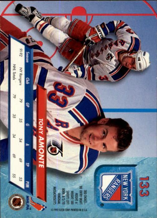 1992-93-Ultra-Hockey-1-250-Your-Choice-GOTBASEBALLCARDS thumbnail 265