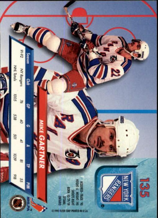 1992-93-Ultra-Hockey-1-250-Your-Choice-GOTBASEBALLCARDS thumbnail 269