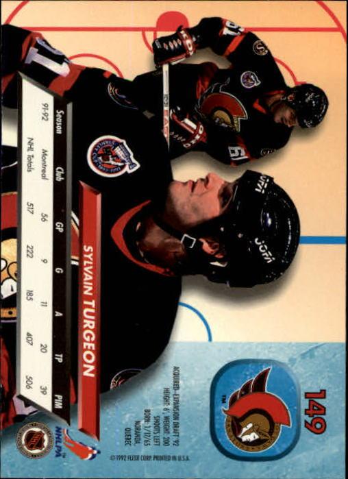 1992-93-Ultra-Hockey-1-250-Your-Choice-GOTBASEBALLCARDS thumbnail 295