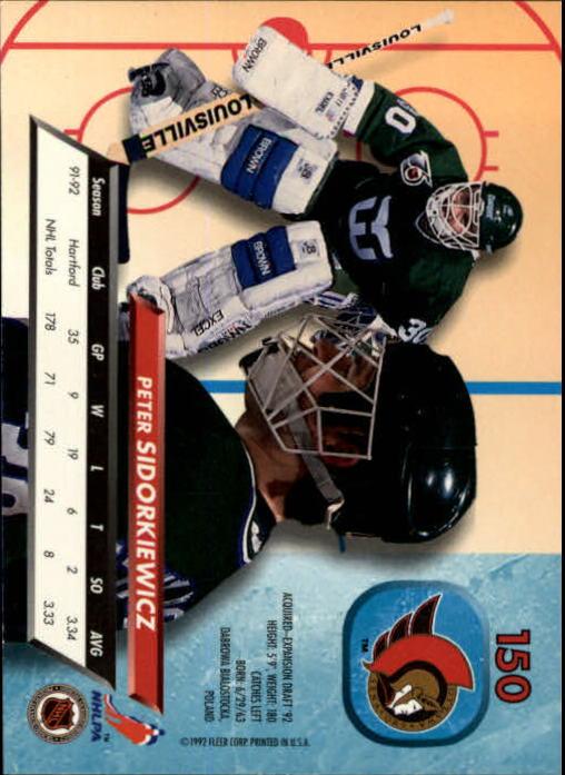 1992-93-Ultra-Hockey-1-250-Your-Choice-GOTBASEBALLCARDS thumbnail 297