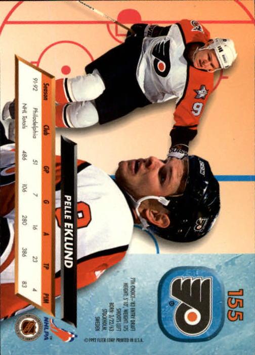 1992-93-Ultra-Hockey-1-250-Your-Choice-GOTBASEBALLCARDS thumbnail 307