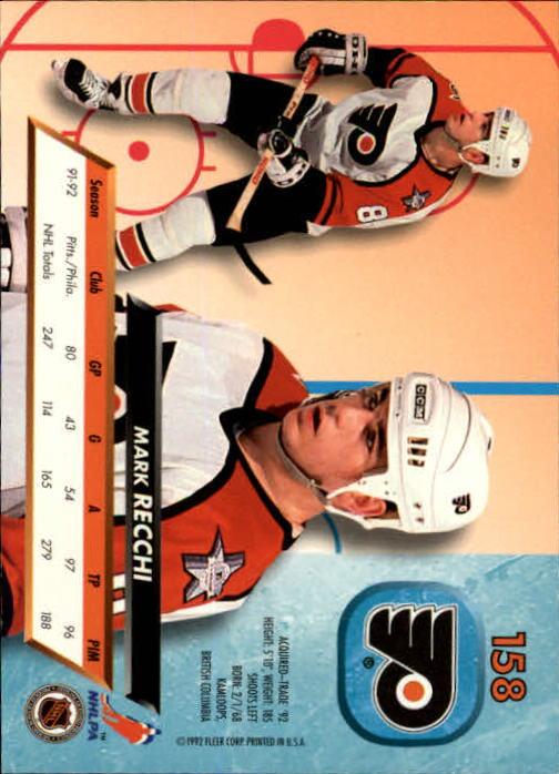 1992-93-Ultra-Hockey-1-250-Your-Choice-GOTBASEBALLCARDS thumbnail 313