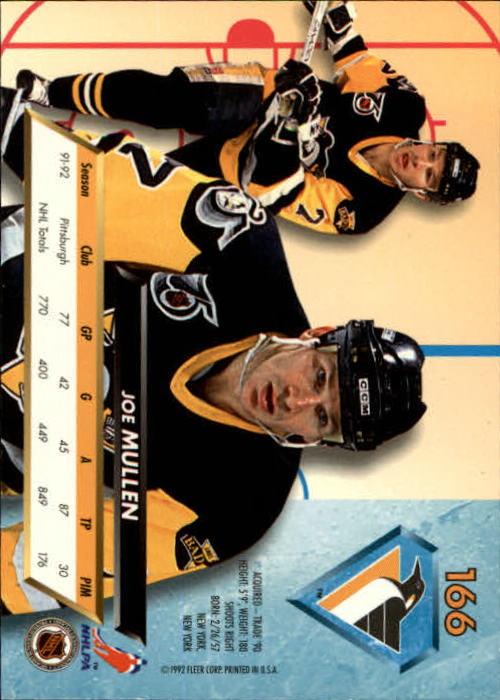 1992-93-Ultra-Hockey-1-250-Your-Choice-GOTBASEBALLCARDS thumbnail 329