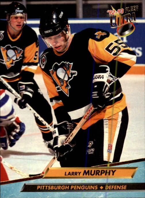 1992-93 Ultra #167 Larry Murphy