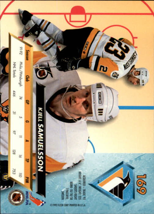 1992-93-Ultra-Hockey-1-250-Your-Choice-GOTBASEBALLCARDS thumbnail 335