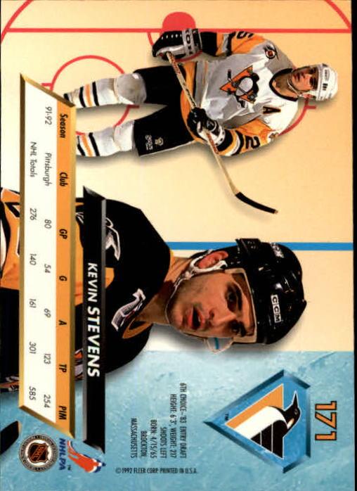 1992-93-Ultra-Hockey-1-250-Your-Choice-GOTBASEBALLCARDS thumbnail 339