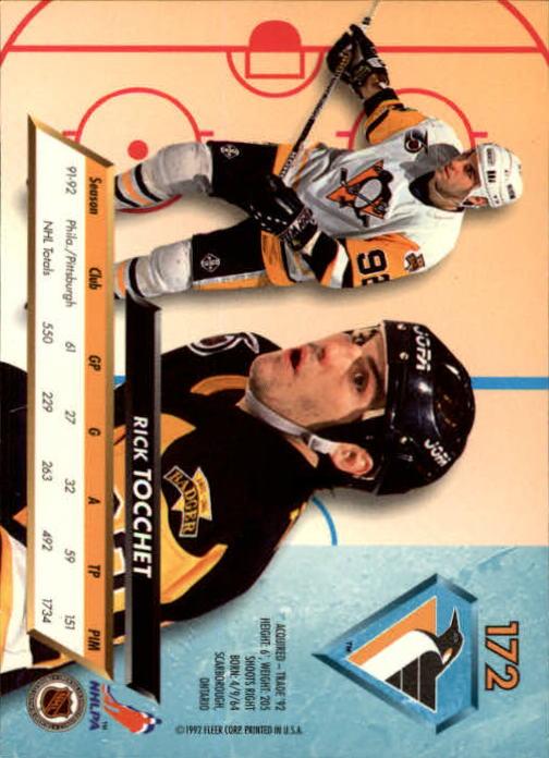 1992-93-Ultra-Hockey-1-250-Your-Choice-GOTBASEBALLCARDS thumbnail 341