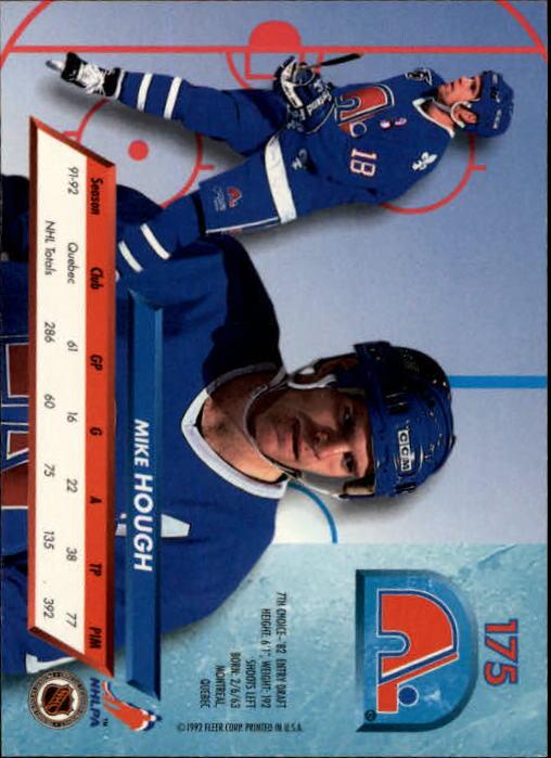 1992-93-Ultra-Hockey-1-250-Your-Choice-GOTBASEBALLCARDS thumbnail 347