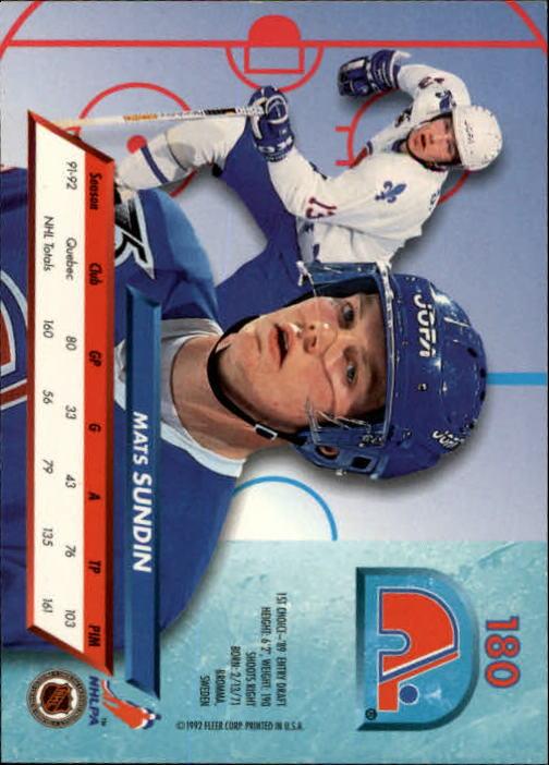 1992-93-Ultra-Hockey-1-250-Your-Choice-GOTBASEBALLCARDS thumbnail 357
