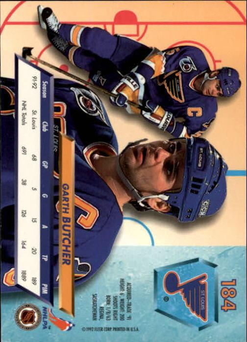 1992-93-Ultra-Hockey-1-250-Your-Choice-GOTBASEBALLCARDS thumbnail 365