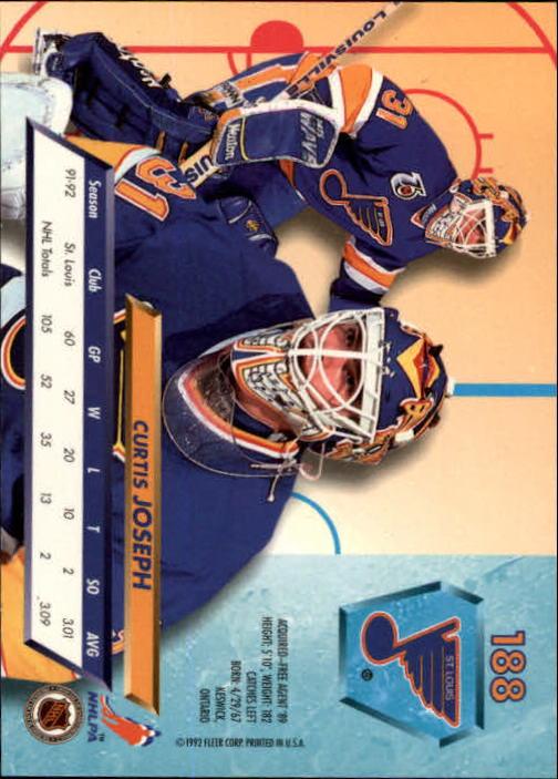 1992-93-Ultra-Hockey-1-250-Your-Choice-GOTBASEBALLCARDS thumbnail 373