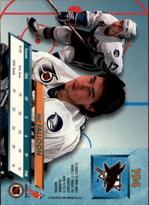 1992-93-Ultra-Hockey-1-250-Your-Choice-GOTBASEBALLCARDS thumbnail 385