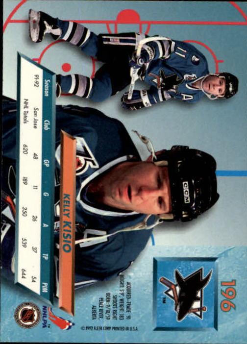 1992-93-Ultra-Hockey-1-250-Your-Choice-GOTBASEBALLCARDS thumbnail 389