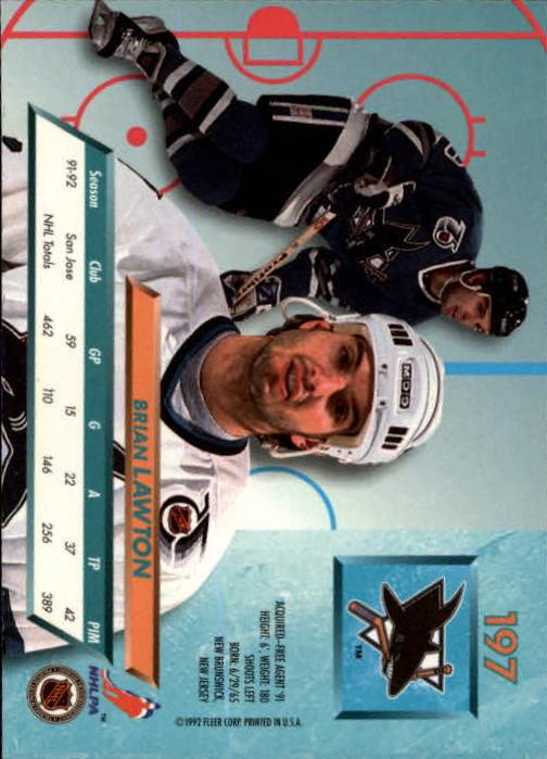 1992-93-Ultra-Hockey-1-250-Your-Choice-GOTBASEBALLCARDS thumbnail 391