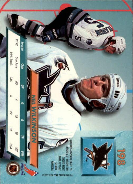 1992-93-Ultra-Hockey-1-250-Your-Choice-GOTBASEBALLCARDS thumbnail 393