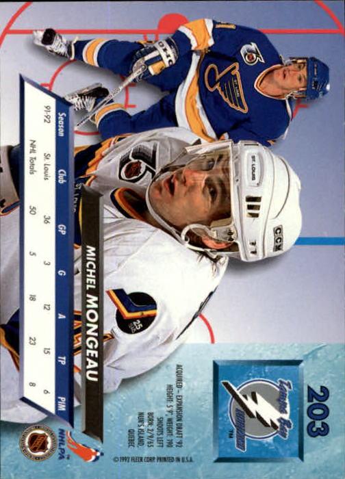 1992-93-Ultra-Hockey-1-250-Your-Choice-GOTBASEBALLCARDS thumbnail 403