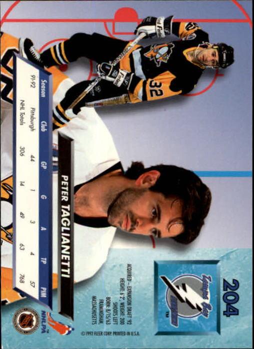 1992-93-Ultra-Hockey-1-250-Your-Choice-GOTBASEBALLCARDS thumbnail 405