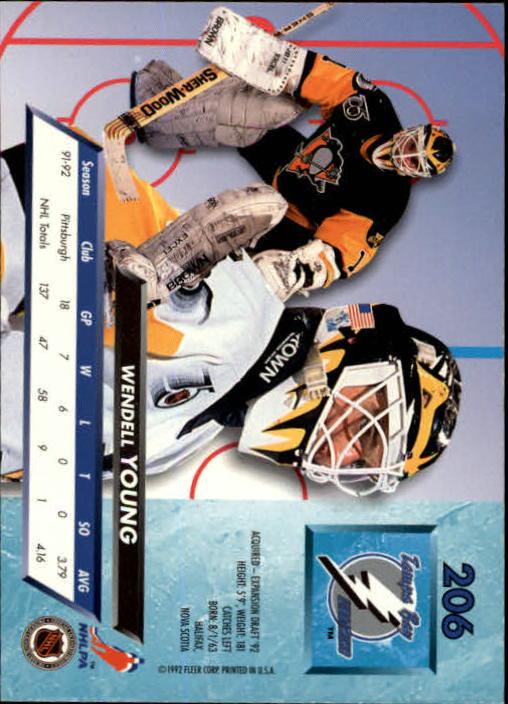 1992-93-Ultra-Hockey-1-250-Your-Choice-GOTBASEBALLCARDS thumbnail 409