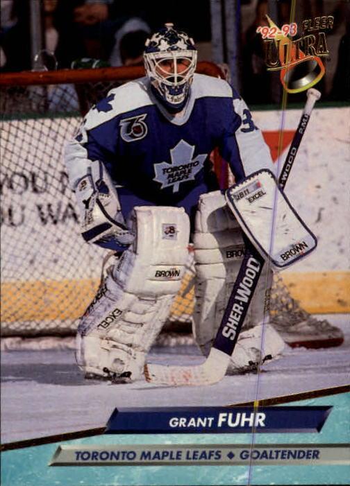1992-93 Ultra #210 Grant Fuhr