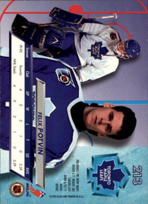 1992-93-Ultra-Hockey-1-250-Your-Choice-GOTBASEBALLCARDS thumbnail 423