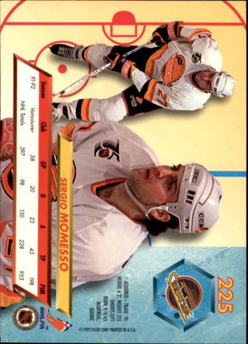 1992-93-Ultra-Hockey-1-250-Your-Choice-GOTBASEBALLCARDS thumbnail 447