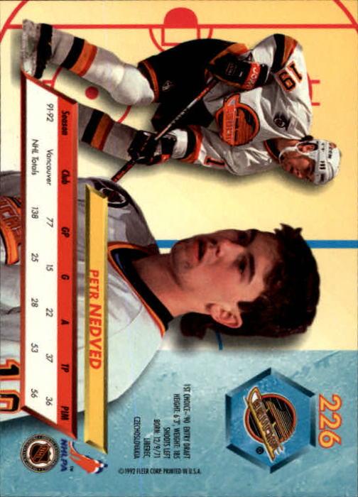 1992-93-Ultra-Hockey-1-250-Your-Choice-GOTBASEBALLCARDS thumbnail 449