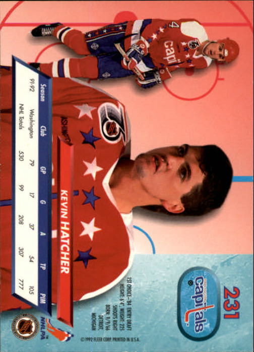 1992-93-Ultra-Hockey-1-250-Your-Choice-GOTBASEBALLCARDS thumbnail 459