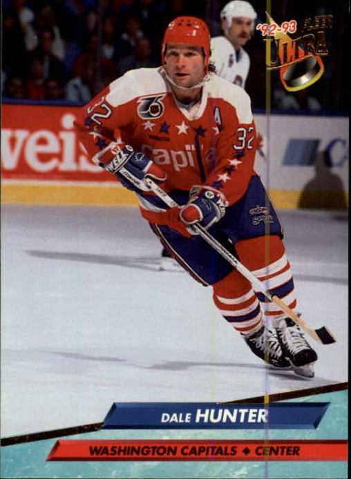 NHL 1992-93 Fleer Ultra      232 - Dale Hunter