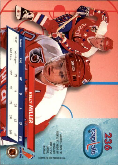 1992-93-Ultra-Hockey-1-250-Your-Choice-GOTBASEBALLCARDS thumbnail 469