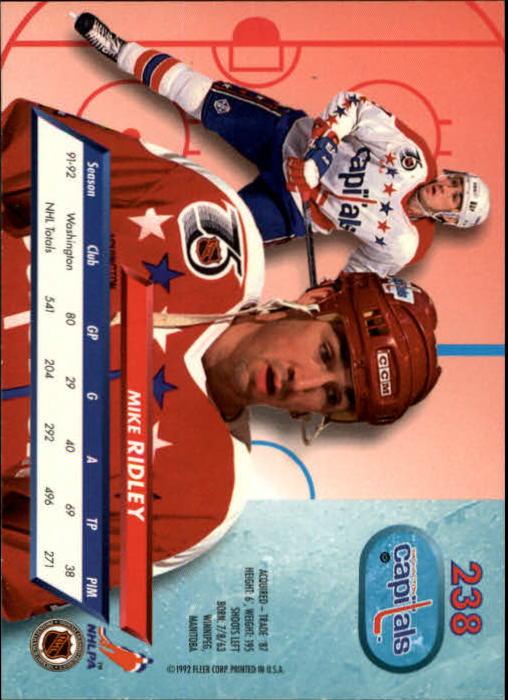 1992-93-Ultra-Hockey-1-250-Your-Choice-GOTBASEBALLCARDS thumbnail 473