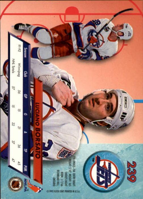 1992-93-Ultra-Hockey-1-250-Your-Choice-GOTBASEBALLCARDS thumbnail 475