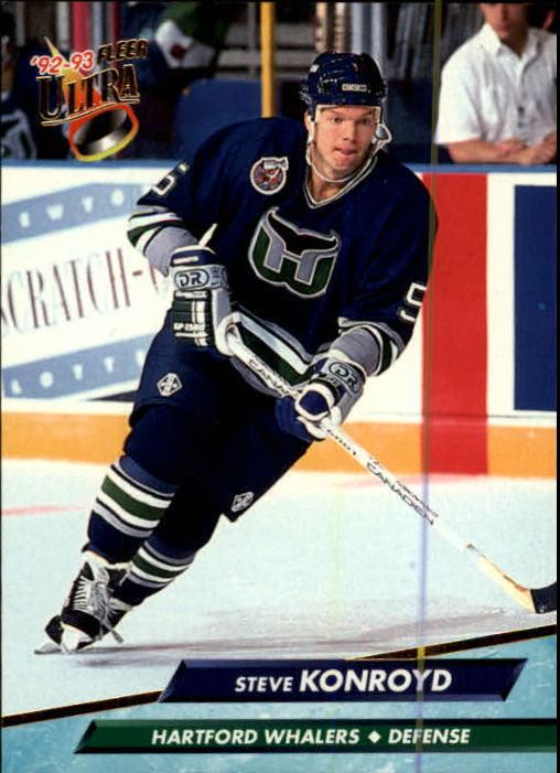 1992-93 Ultra #300 Steve Konroyd