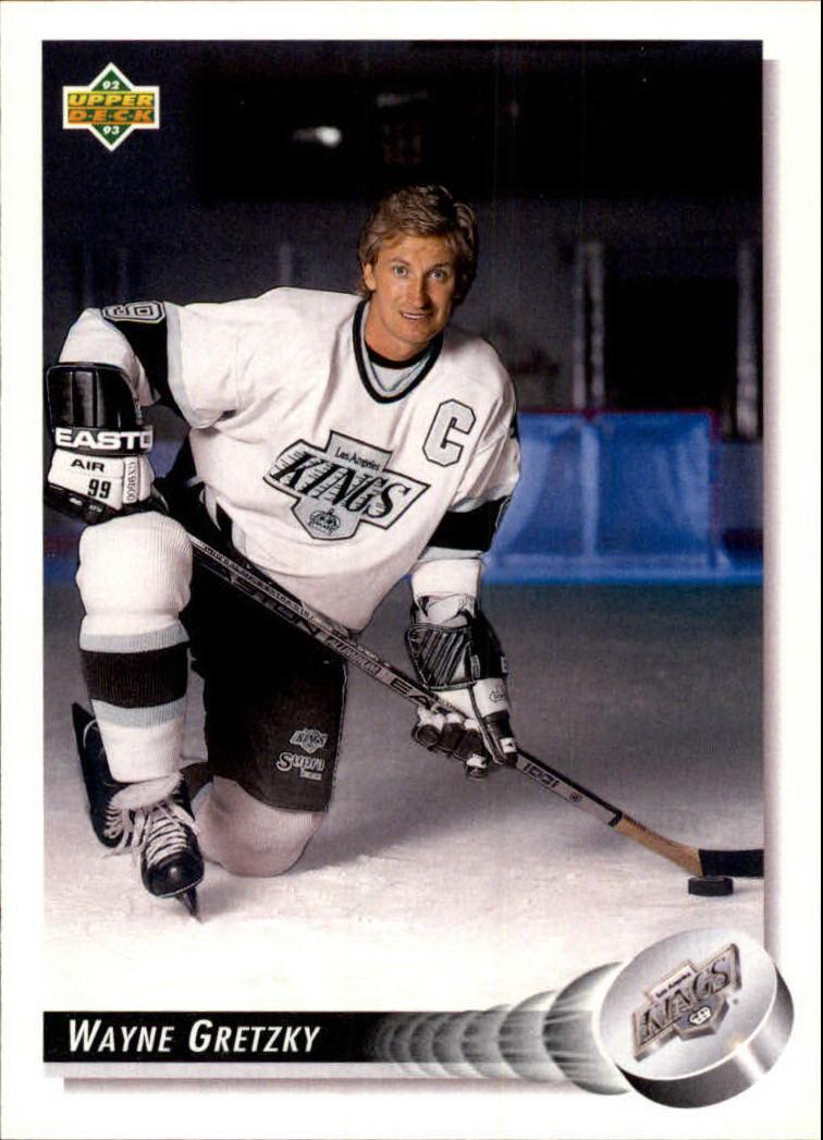 1992-93 Upper Deck #25 Wayne Gretzky