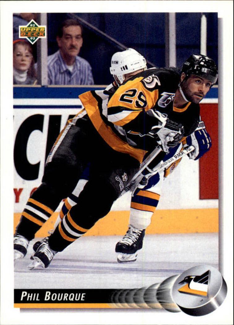 1992-93 Upper Deck #141 Phil Bourque