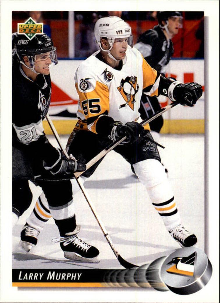 1992-93 Upper Deck #241 Larry Murphy