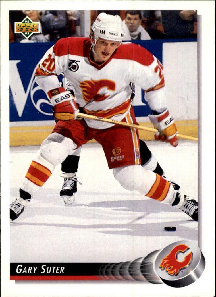 1992-93 Upper Deck #249 Gary Suter