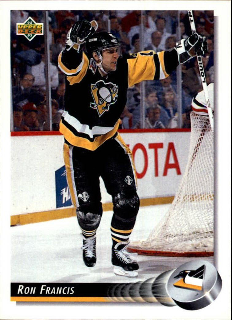 1992-93 Upper Deck #291 Ron Francis